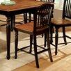 """Hokku Designs Tanner 24.25"""" Bar Stool (Set of 2)"""