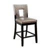 "Hokku Designs Vanderbilte 26"" Bar Stool with Cushion (Set of 2)"