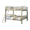 Hokku Designs Kostemia Full Over Full Bunk Bed with Ladder