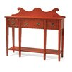 HeatherBrooke Furniture Story Wood Console Table