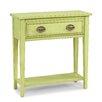 HeatherBrooke Furniture Pistachio Pudding Console Table