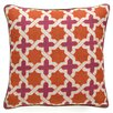 Kosas Home Carnaby Street Analou Linen Throw Pillow