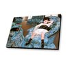 Lamp-In-A-Box Little Girl in a Blue Armchair 1878 by Mary Cassatt Painting Print