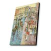 Lamp-In-A-Box The Grand Canal, Venice 1898 by Maurice Prendergast Painting Print
