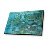 Lamp-In-A-Box Water Lillies 1915 by Claude Monet Painting Print