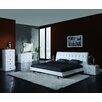 Creative Furniture Scarlet Platform Customizable Bedroom Set