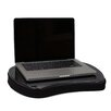 BirdRock Home Sofia + Sam Mini Memory Foam Lap Desk with Tablet Slot