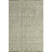 Bunny Williams for Dash and Albert Annabelle Moss Diamond Indoor/Outdoor Area Rug