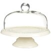Kitchen Craft Classic Ceramic Cake Stand with Dome Lid