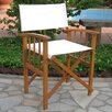 International Caravan Royal Tahiti Acacia Dining Arm Chair