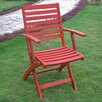 International Caravan Royal Fiji Folding Arm Dining Chair (Set of 2)