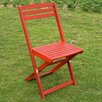 International Caravan Royal Fiji Folding Side Chair (Set of 2)