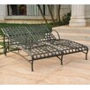 International Caravan Santa Fe Double Chaise Lounger