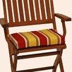 Blazing Needles Haliwell Outdoor Adirondack Chair Cushion (Set of 4)