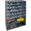 "Durham Manufacturing 42"" H x 33.75"" W x 12"" D Opening Parts Bin Cabinet"