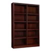 """Concepts in Wood Double Wide 72"""" Standard Bookcase"""