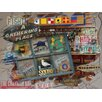 Graffitee Studios Cape Cod Chatham Squire Graphic Art on Wrapped Canvas