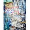 Graffitee Studios Urban We Are All One Graphic Art on Wrapped Canvas