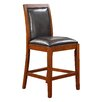 """Kingstown Home Wingston 24"""" Bar Stool with Cushion (Set of 2)"""