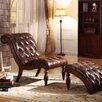Kingstown Home Auster Chaise Lounge and Ottoman Set