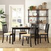 Kingstown Home 5-Piece Jessica Dining Set