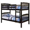 Kingstown Home Sauganash Twin Bunk Bed