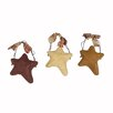 Craft Outlet Country Star (Set of 3)