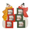 Craft Outlet Standing Snowman Photo Frame
