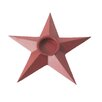 Craft Outlet Star Tealight (Set of 4)