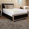 "Luxury Solutions 4.5"" Foam and Fiber Mattress Topper"