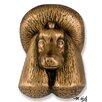 Michael Healy Designs Poodle Door Knocker