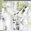 Popular Bath Mayan Leaf Shower Curtain