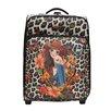 "Nicole Lee 21"" Carry-On Suitcase"