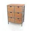 Teton Home Metal Cabinet