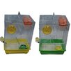 Iconic Pet Mouse Cage with House Feeder (Set of 6)