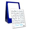 Flipside Products Deluxe Spiral-Bound Flip Chart Stand with Dry Erase and Tablet
