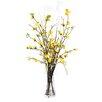 Dalmarko Designs Blossoms in Glass Cylinder