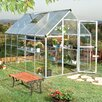 Palram Hybrid 6 Ft. W x 10 Ft. D Cold Frame Greenhouse