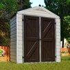 Palram SkyLight™ 6 Ft. W x 3 Ft. D Polycarbonate Storage Shed