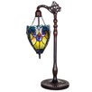 "River of Goods Halston Sidearm Pendant 22.75"" H Table Lamp with Novelty Shade"