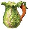 Kaldun & Bogle Tuscan Garden Cabbage Pitcher