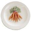Kaldun & Bogle French Garden Lapin Carrot Platter