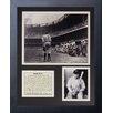 Legends Never Die New York Yankees - Babe Ruth Farewell Framed Memorabilia