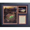 Legends Never Die Chicago Bears Soldier Field New Framed Photo Collage
