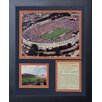 Legends Never Die Chicago Bears Soldier Field Old Framed Photo Collage