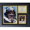 Legends Never Die Jack Lambert Portrait Framed Memorabilia