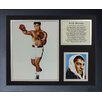Legends Never Die Rocky Marciano Framed Memorabilia
