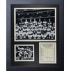 Legends Never Die 1974 Oakland Athletics World Series Champions Framed Memorabilia