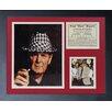 Legends Never Die Paul 'Bear' Bryant - Hat Framed Memorabilia