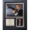 Legends Never Die James Bond Daniel Craig Framed Memorabilia